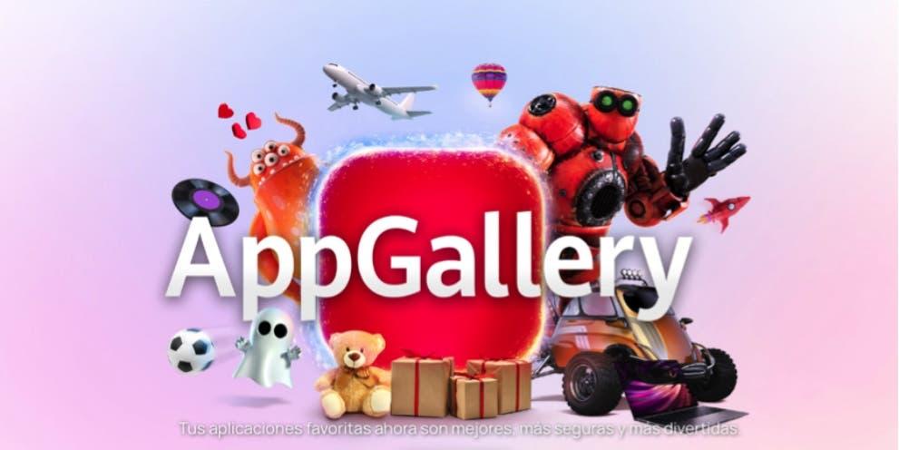 Aplicaciones  RD  en Huawei AppGallery
