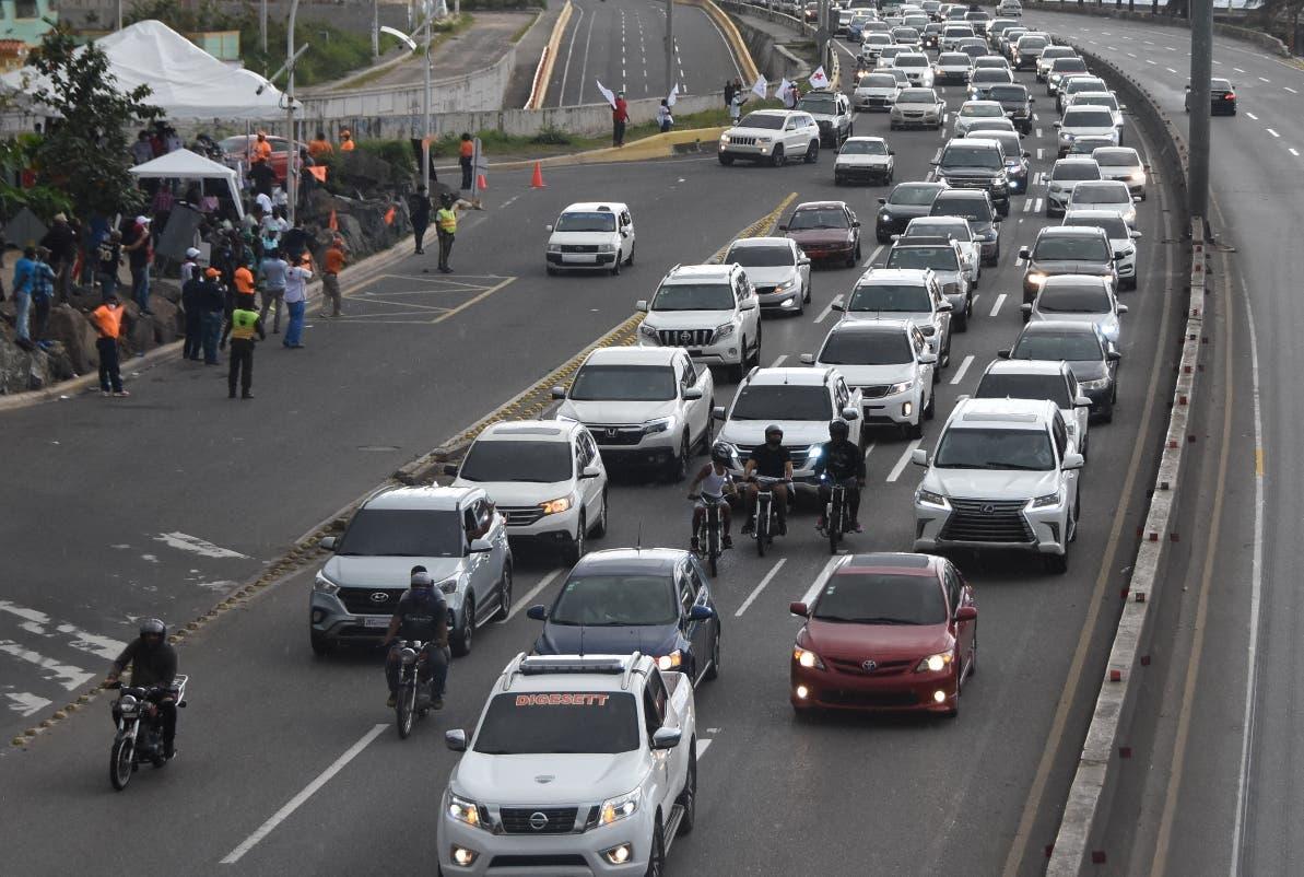 El COE reporta 24 personas fallecidas en la Semana Santa