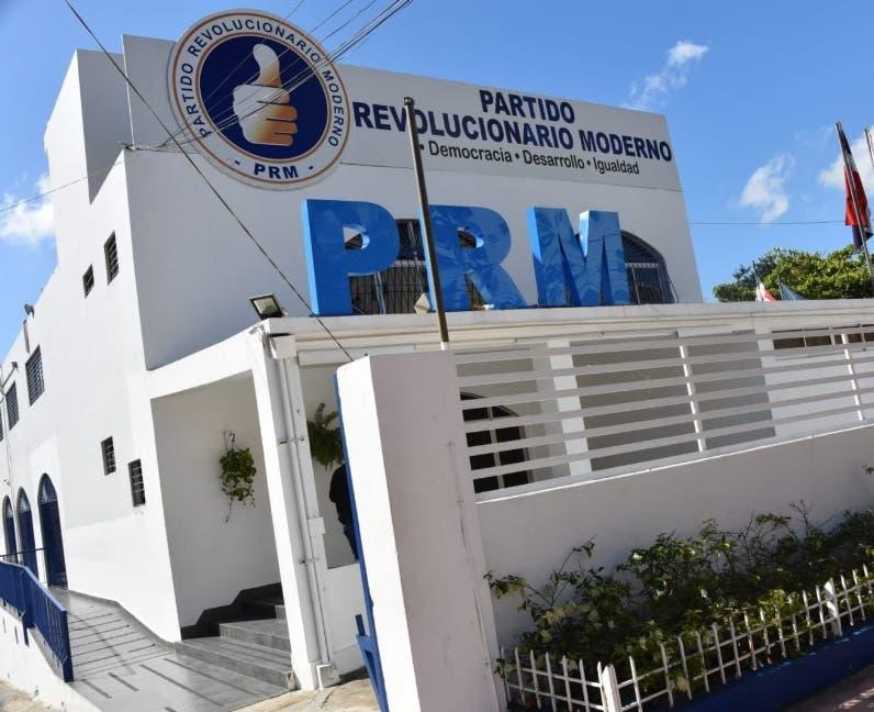 Los cambios a estatutos PRM  serán en mayo