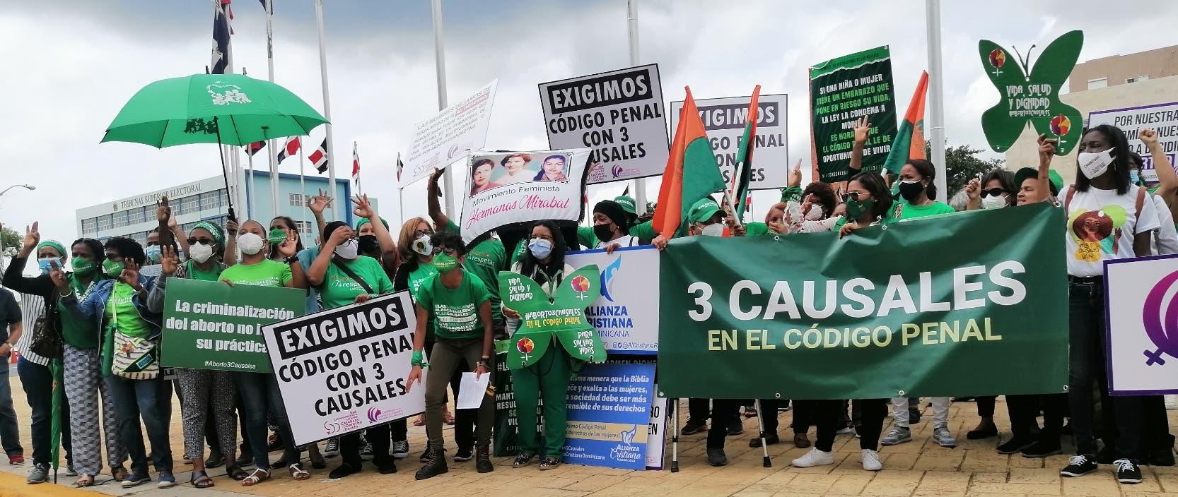 Human Rights Watch pide a RD despenalizar tres causales del aborto