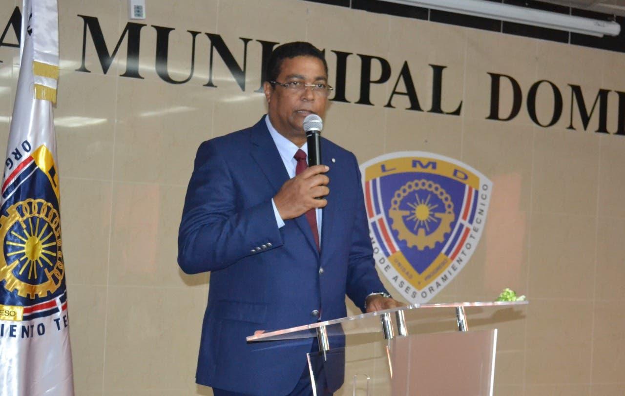 Liga Municipal entrega 500 armas de fuego a Interior y Policía