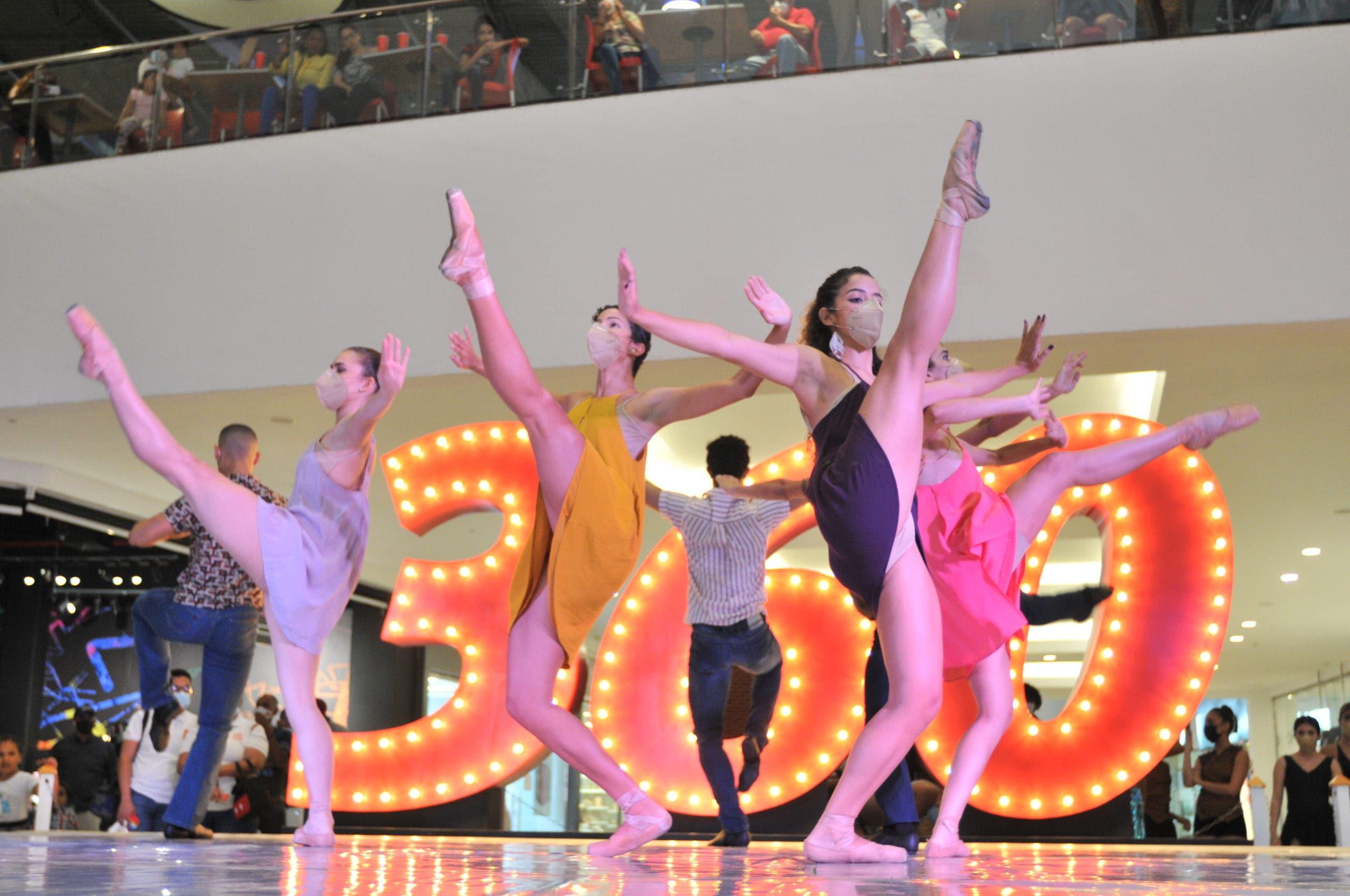 Galería 360 celebra Mes de la Danza con espectáculo de Ballet Concierto Dominicano