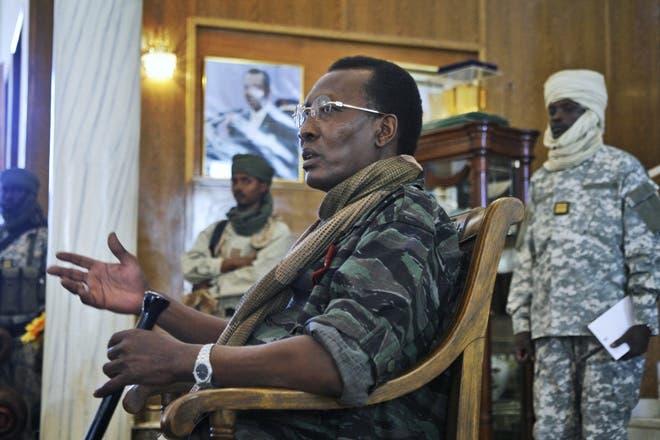 Presidente de Chad muere a causa de heridas recibidas en combate