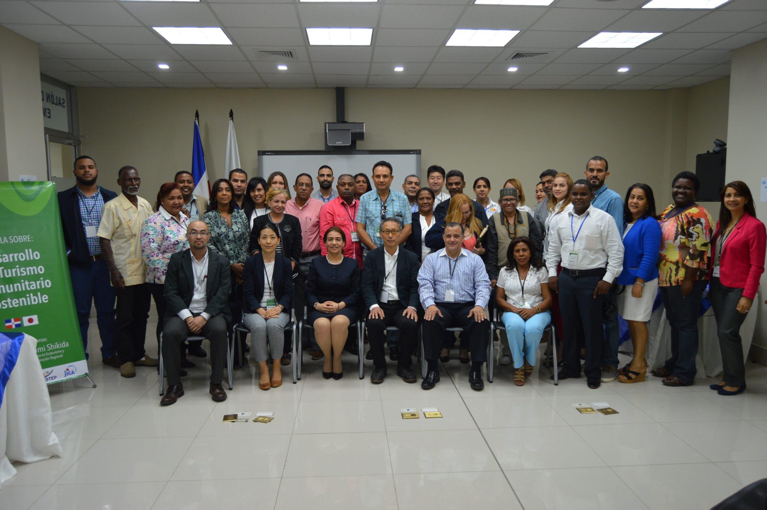 INFOTEP y JICA estudian extender proyecto para fortalecimiento turismo comunitario