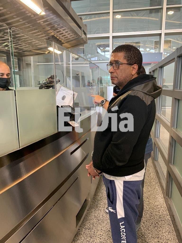 Toño Leña extraditado a EE.UU.; «César el abusador» está cooperando