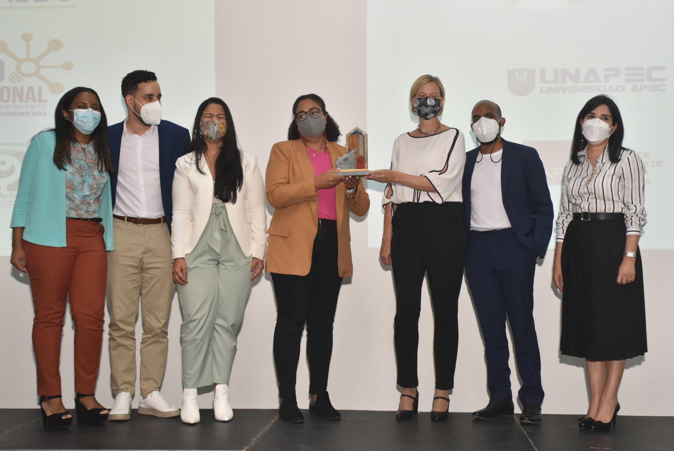 PNUD y ECORED premian con un millón de pesos a las 4 mejores ideas de diseño urbano