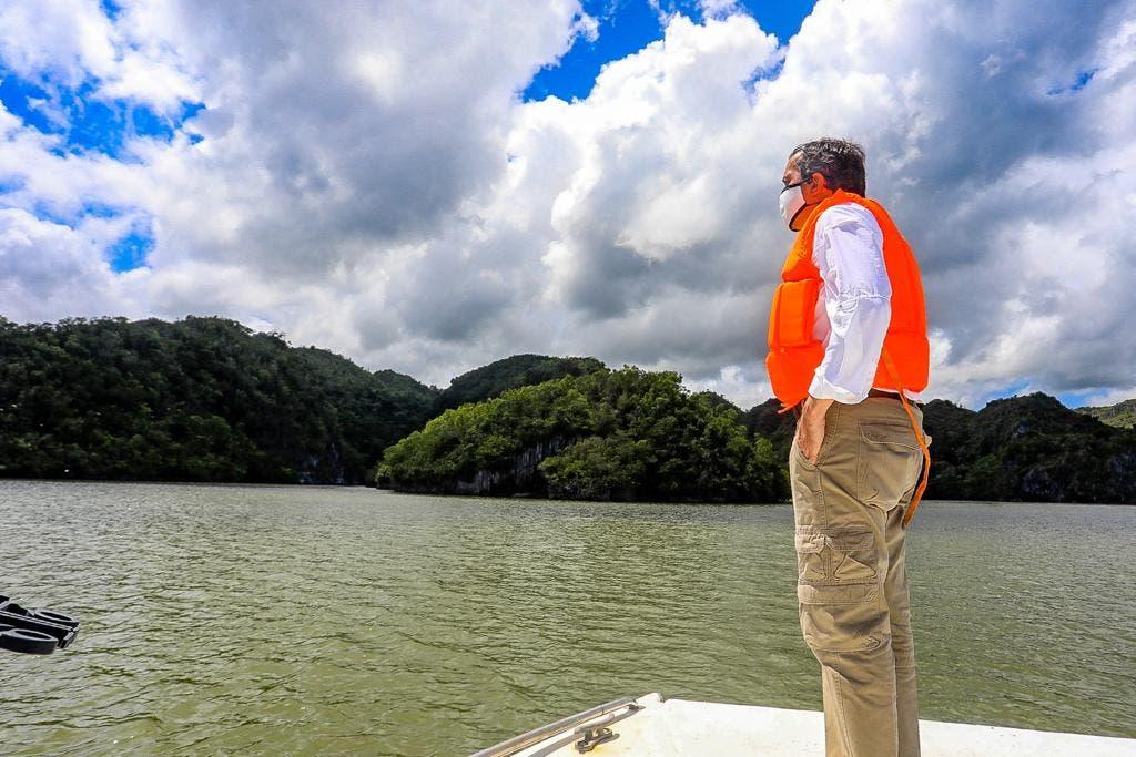 Medio Ambiente rechaza proyecto busca modificar límites del parque nacional Los Haitises