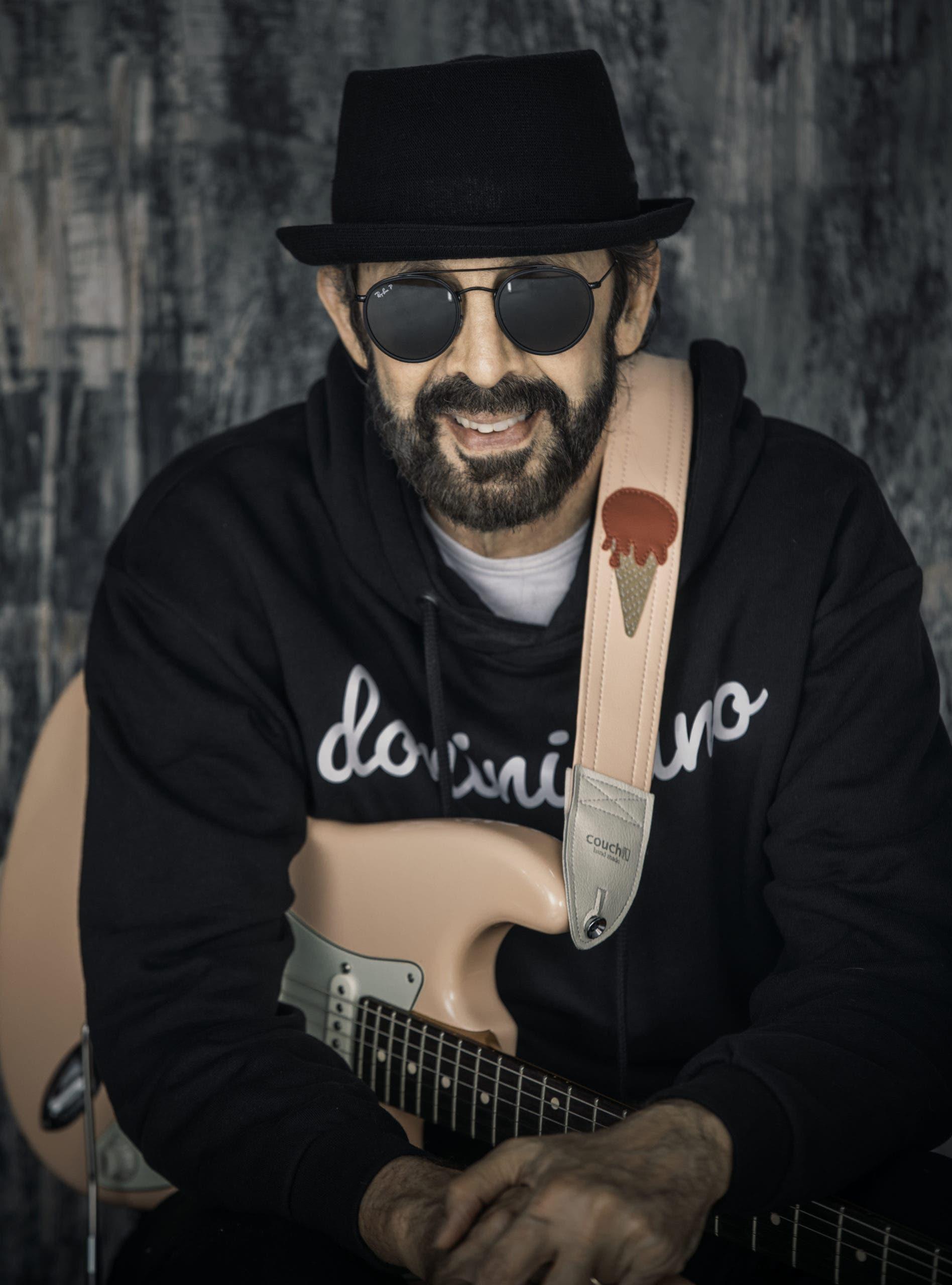 Juan Luis Guerra estrena Cantando bachata versión rock