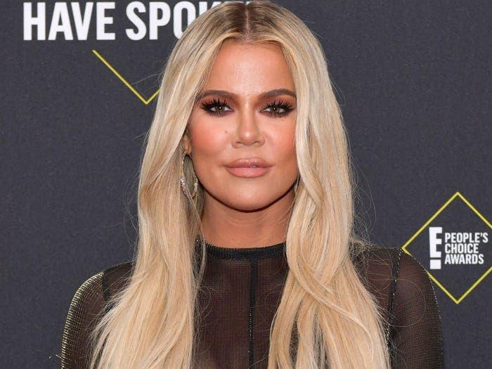 """Khloé Kardashian dice que la presión por su físico es """"insoportable»"""