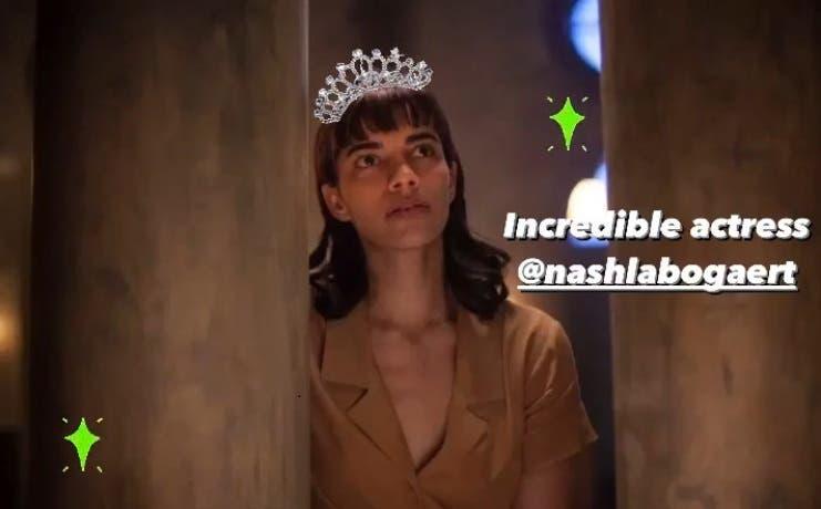 """Zoe Saldaña elogia trabajo de Nashla y Lummy en """"Hotel Coppelia"""""""