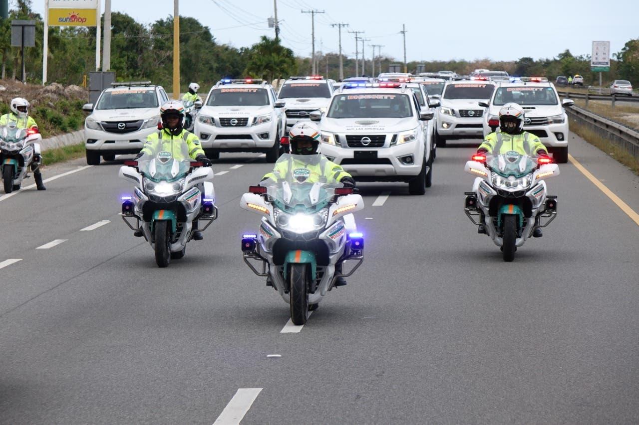 DIGESETT concluye con éxito el carreteo para evitar accidentes de tránsito