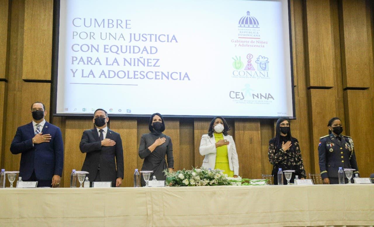 Realizan primera Cumbre por la Justicia y Equidad para Niños, Niñas y Adolescentes en RD