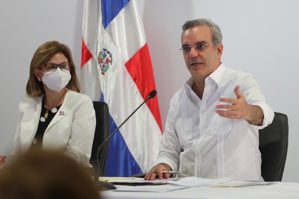 Abinader anuncia obras por más RD$10 mil millones en SFM