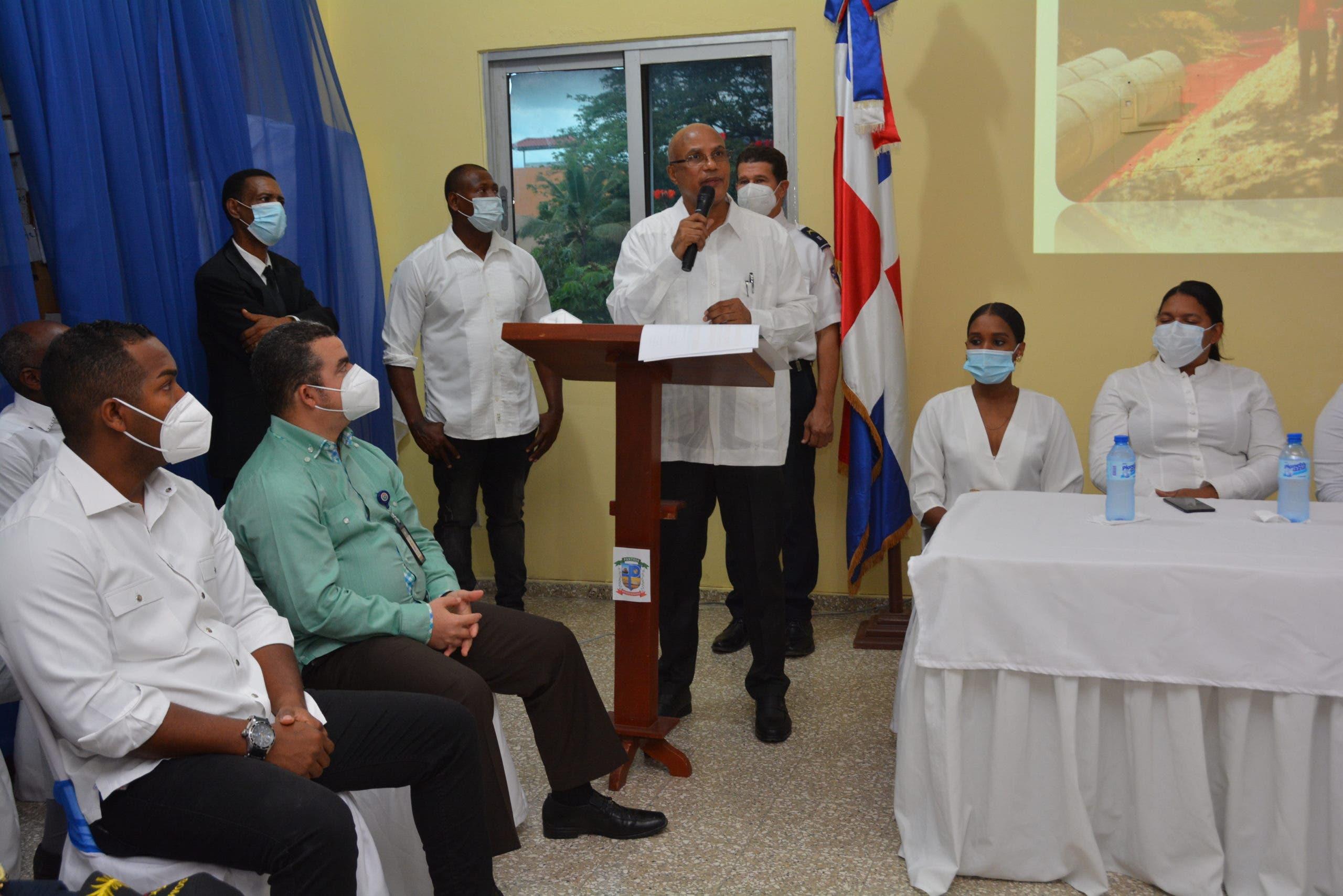 Alcalde de Pantoja dice encontró deuda supera los RD$ 50 millones