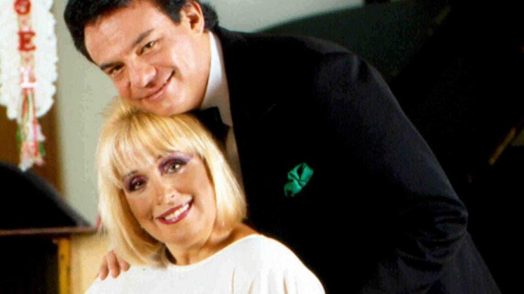 Ex esposa de José José fue nombrada heredera universal del cantante
