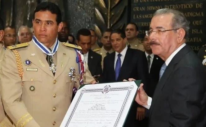 Hasta el momento el Ministerio de Defensa no hace pública suspensión Cáceres Silvestre