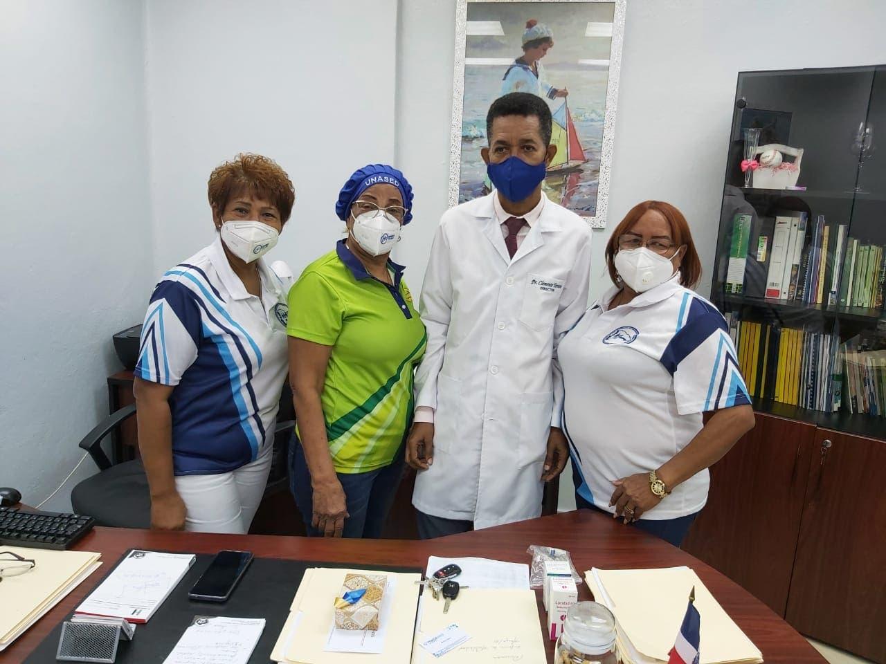 Hospital Robert Reid Cabral paga más RD$5.0 MM en incentivos Senasa a personal