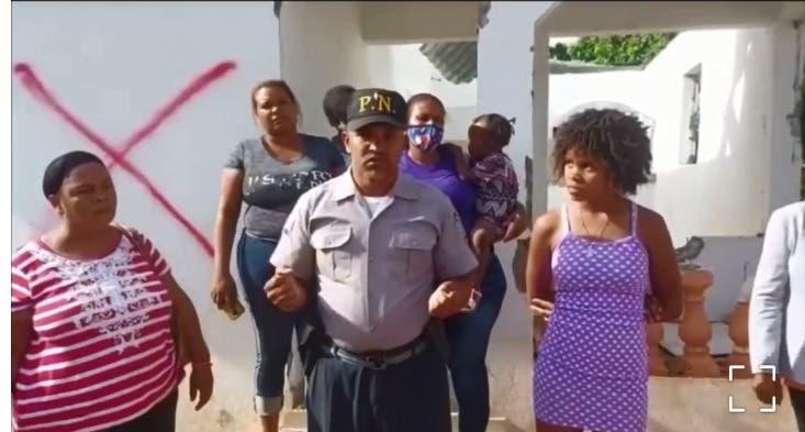 Teniente pensionado denuncia desalojo abusivo próximo a Base Aérea San Isidro