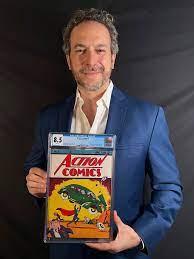 Comic de Supermán se vendió en 3,25 millones de dólares