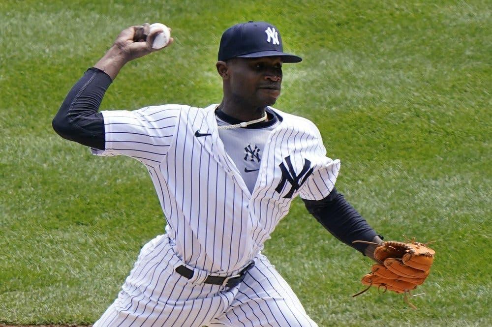 Fanáticos de Yankees aplauden a Domingo Germán tras cumplir sanción por violencia doméstica