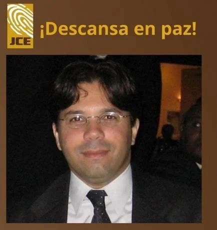 Falleció subdirector de informática de la JCE