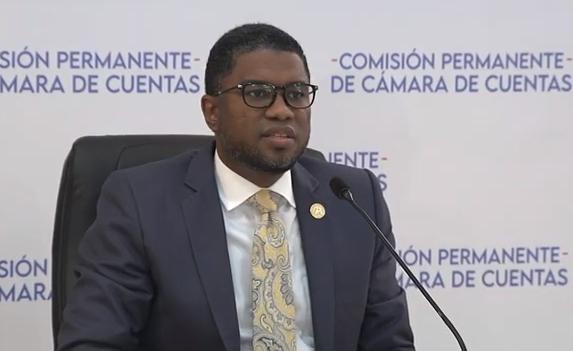 Janel Andrés Ramírez Sánchez, nuevo presidente de la Cámara de Cuentas