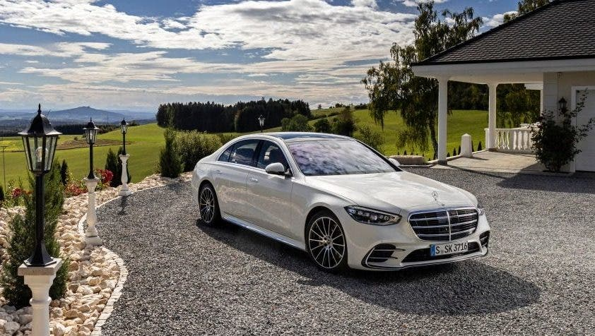 Autozama presenta el nuevo automóvil Mercedes Benz Clase S