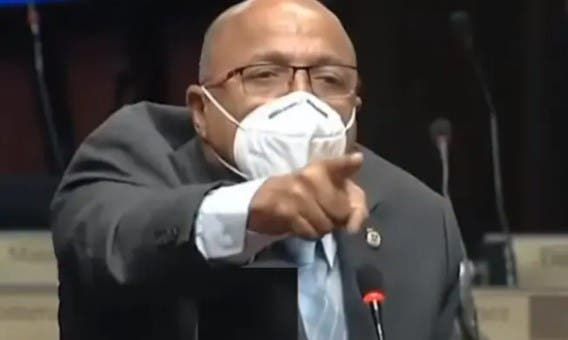 Lluvia de insultos: Pacheco y Botello se dicen de todo en Cámara de Diputados