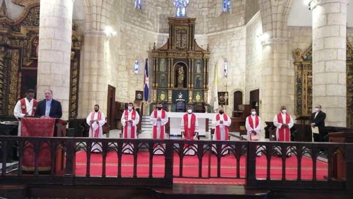 Párroco de la Catedral afirma denuncia hizo sacerdote sobre chantaje a periodista fue personal