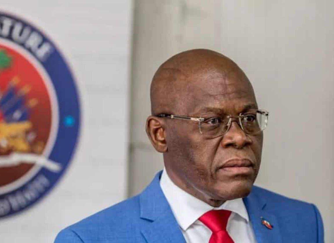 Moïse acepta renuncia del primer ministro