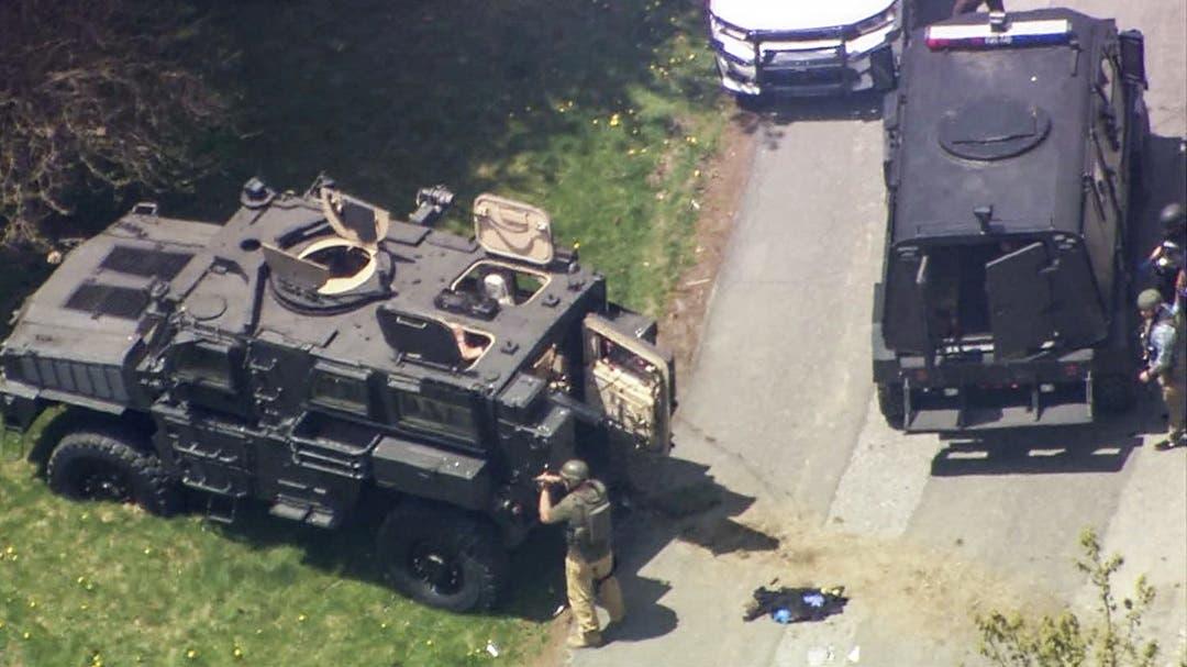 Cinco muertos, entre ellos dos policías, en un tiroteo en Carolina del Norte