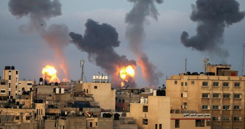 Conflicto Israel-Gaza llega a Washington