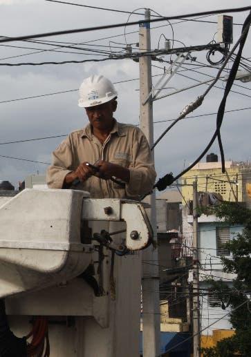 Edesur intensifica mantenimiento de sus redes