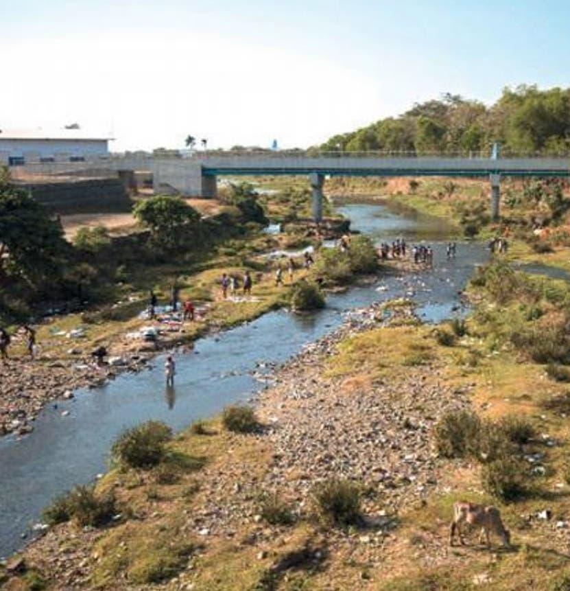 Haití apuesta por entendimiento mutuo en uso aguas río Masacre