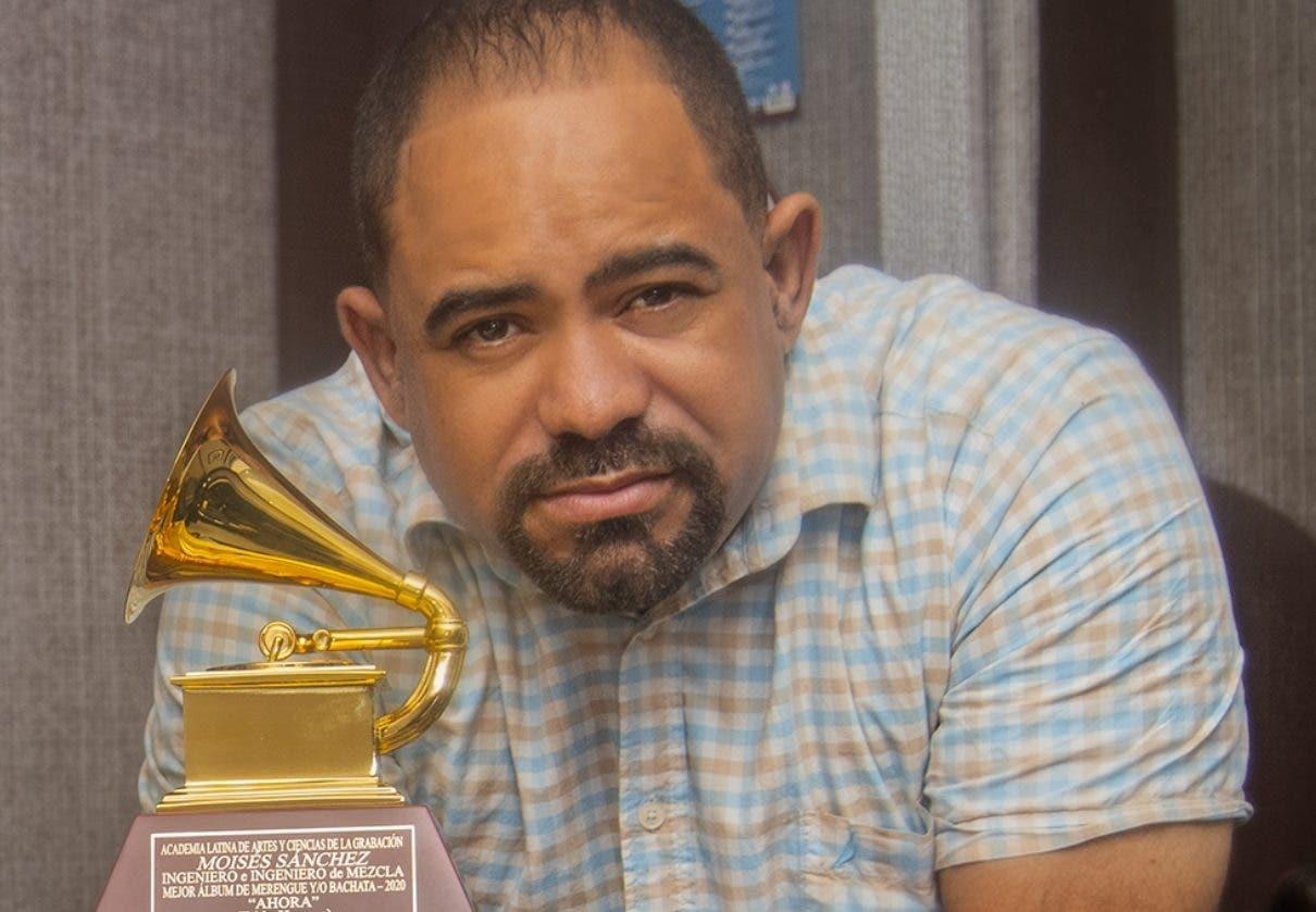 Moisés Sánchez afirma categoría de merengue está llena en  Grammy