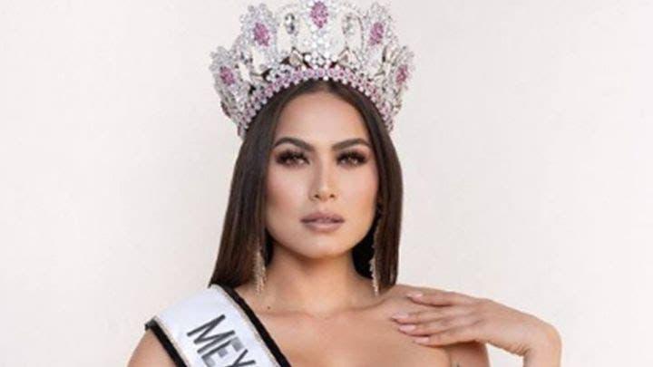Andrea Meza es la nueva Miss Universo 2021
