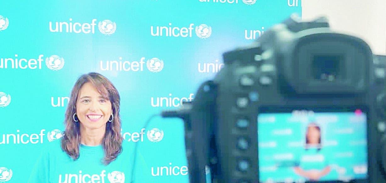 """UNICEF anuncia su primer Gran Teletón """"Juntos por la Niñez"""""""