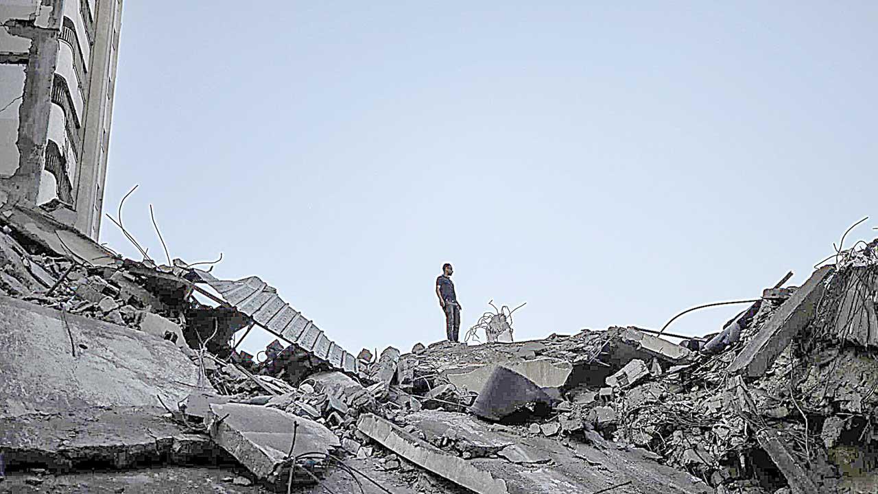 Llegan a Israel y Gaza las delegaciones egipcias para supervisar la tregua
