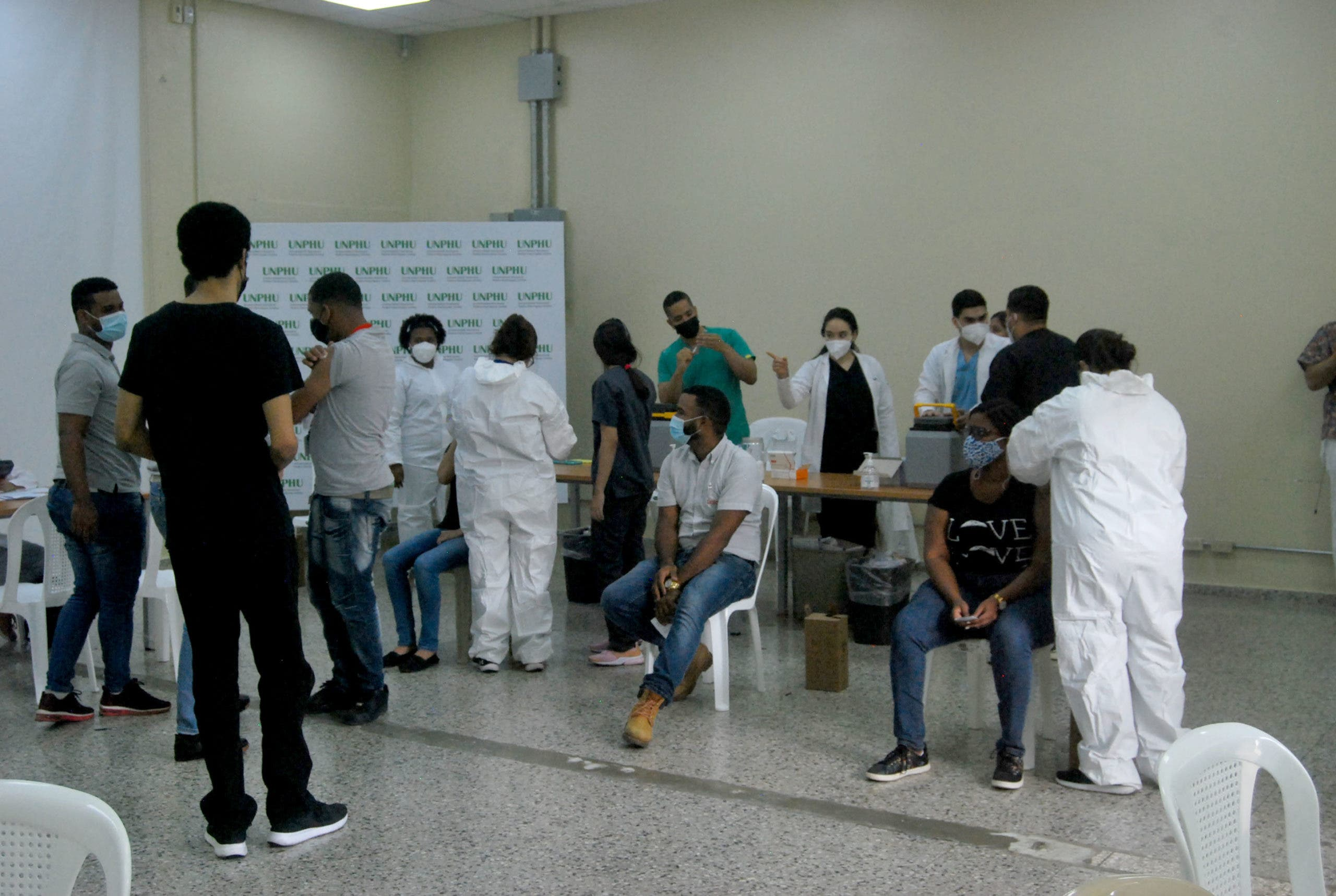 Raquel Peña: Cuatro millones de dominicanos están completamente vacunados