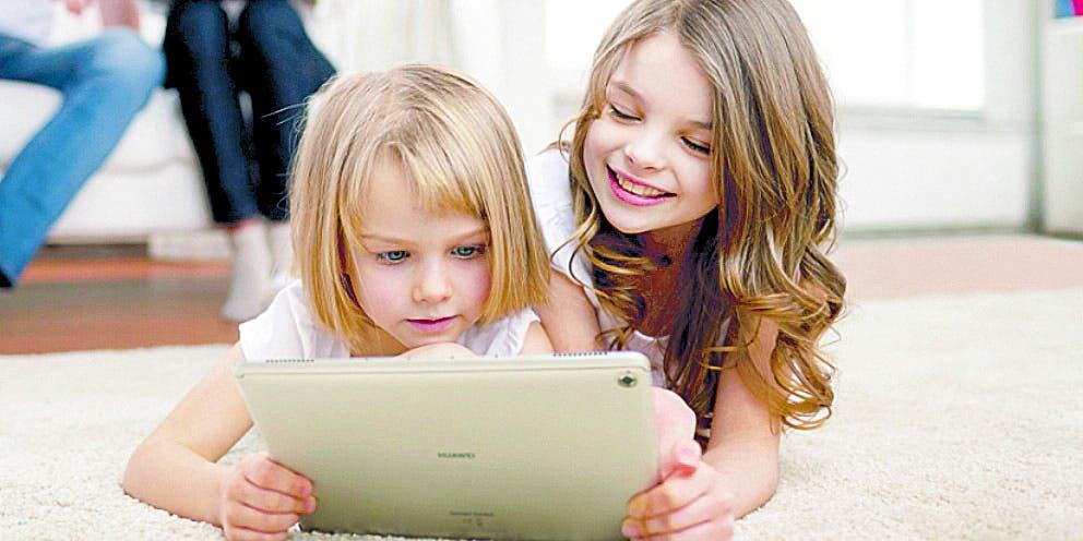 Tablets de Huawei  para la lectura