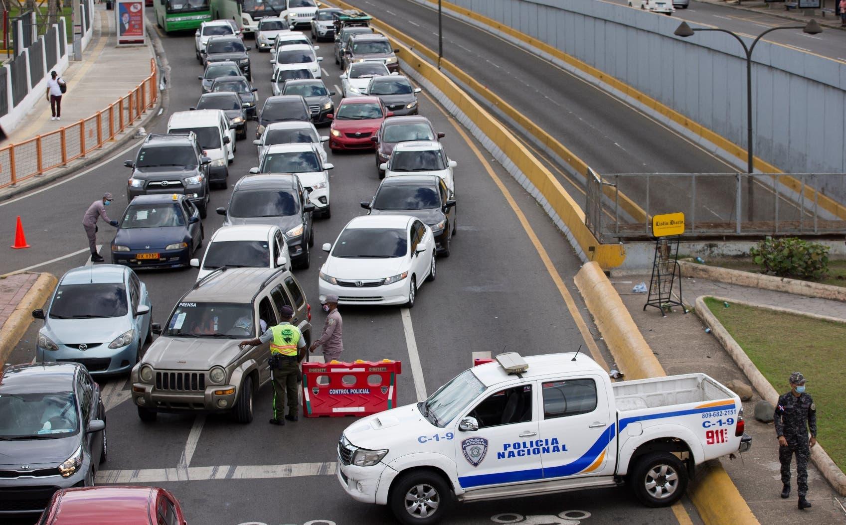 Gran Santo Domingo retrocede a más restricciones por expansión Covid