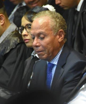 Testigos de Ángel Rondón dicen que no influyó en licitación