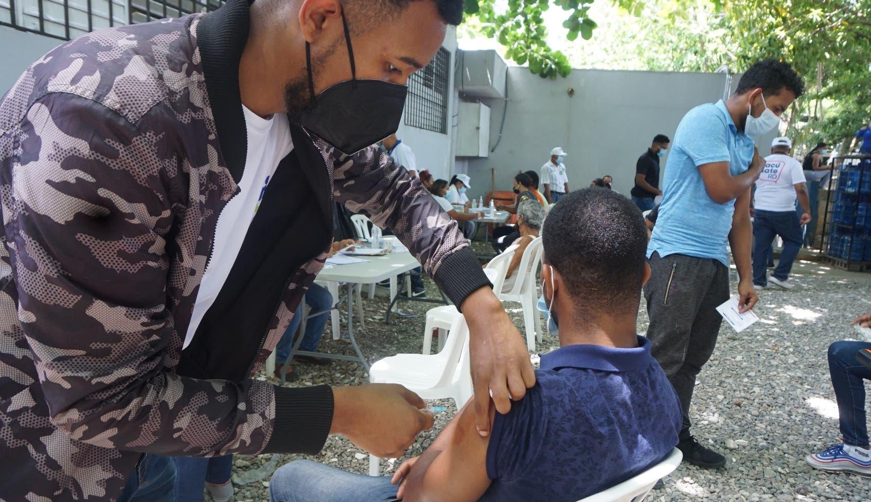 Gobierno inicia jornada especial de vacunación contra Covid-19
