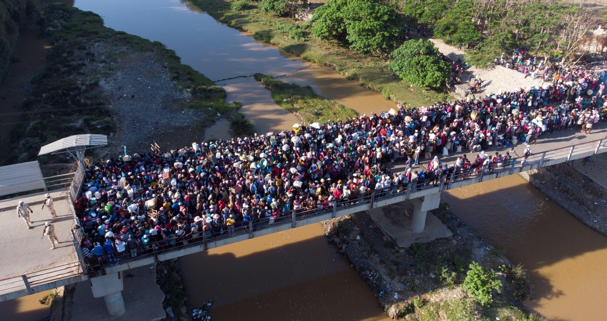 Instituto Duartiano afirma que aceptar desvío del río Masacre es nefasto para la soberanía
