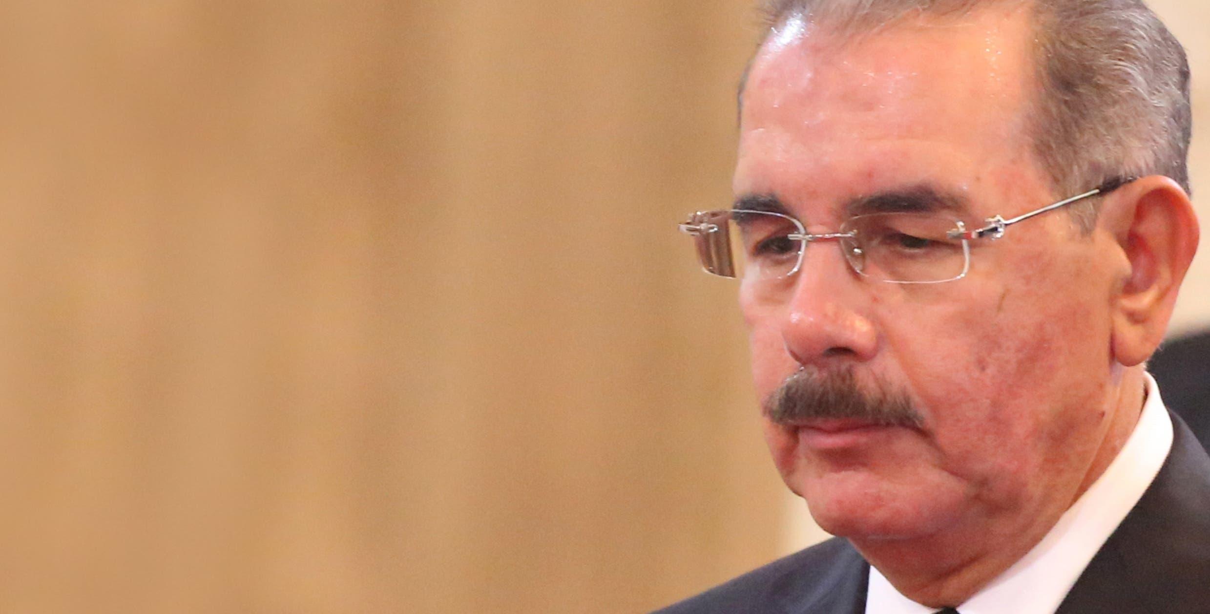 Frente Amplio pide a Danilo Medina que renuncie a su inmunidad parlamentaria