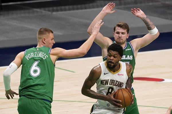 Doncic acerca a Mavericks a playoffs y Pelicans quedan eliminados