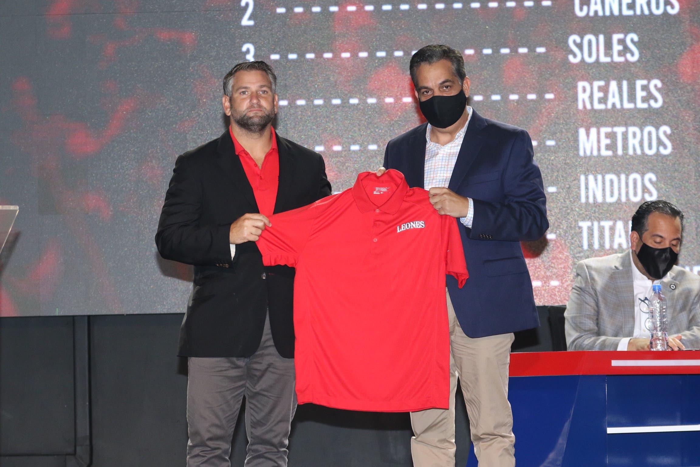 Leones eligen a L.J. Figueroa como su primer pick del Draft de la LNB