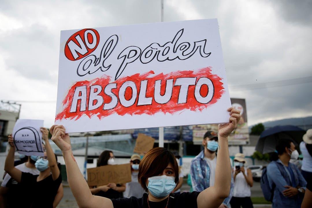 """Organización hemisférica rechaza """"grave golpe"""" a la democracia en El Salvador"""