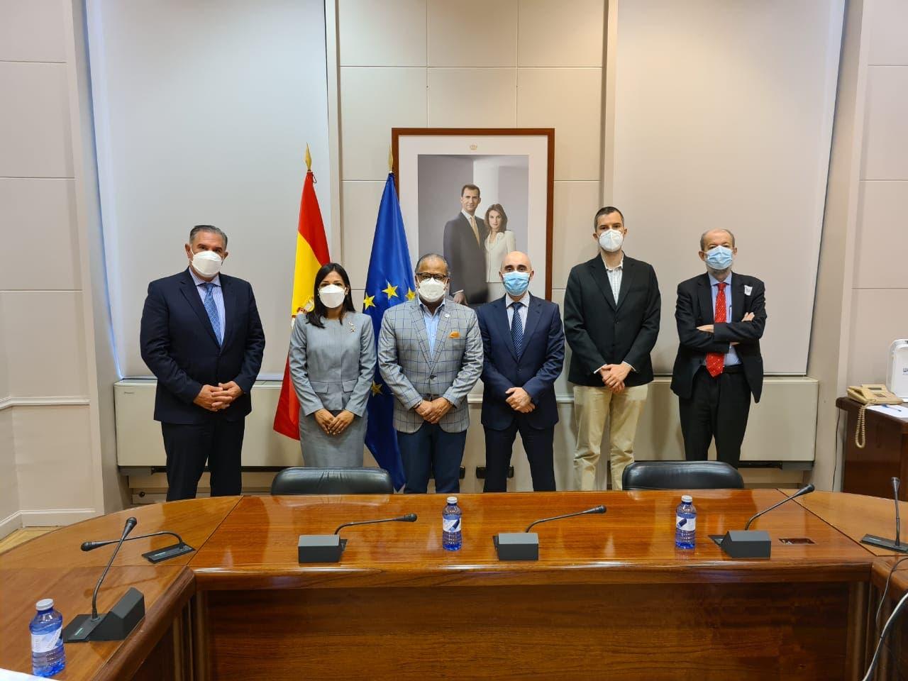 RD ultima detalles con España para la firma definitiva del Acuerdo de Servicios Aéreos