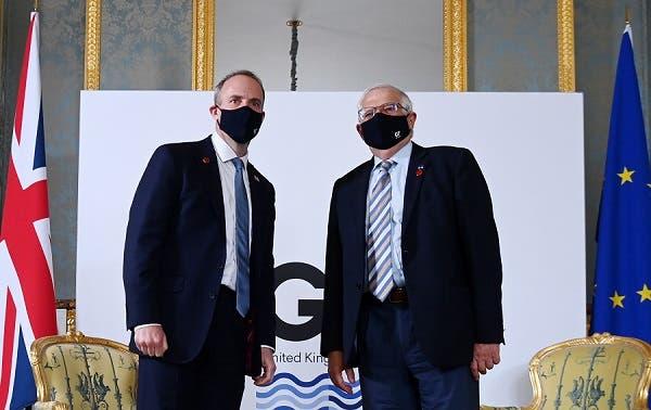 El G7 llama a Rusia y China a respetar los derechos humanos